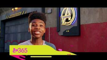 Disneyland TV Spot, 'Avengers Campus Experience' Featuring Christian J. Simon - Thumbnail 1