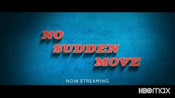 HBO Max TV Spot, 'No Sudden Move' Song by Jac Ross - Thumbnail 8