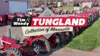 Mecum Gone Farmin' TV Spot, '2021 Fall Premier: Tim and Wendy Tungland Collection'