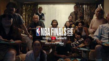 YouTube TV TV Spot, '2021 NBA Finals: Emily' - Thumbnail 10