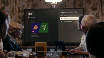 YouTube TV TV Spot, '2021 NBA Finals: Emily' - Thumbnail 6