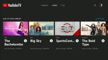 YouTube TV TV Spot, 'Record All Your Shows'