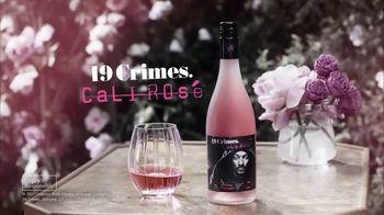 19 Crimes Cali Rosé TV Spot, 'Pinkies Up' Featuring Snoop Dogg - Thumbnail 10