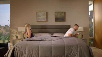 Sleep Number TV Spot, 'Sleep Smarter and Play Better' Featuring Zach and Julie Ertz - Thumbnail 2
