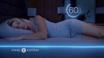Sleep Number TV Spot, 'Sleep Smarter and Play Better' Featuring Zach and Julie Ertz - Thumbnail 8