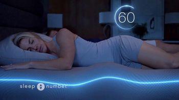 Sleep Number TV Spot, 'Sleep Smarter and Play Better' Featuring Zach and Julie Ertz - Thumbnail 9
