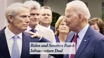 No Labels TV Spot, 'Infrastructure' - 26 commercial airings