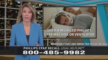 Phillips CPAP Recall thumbnail