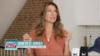 America's Steals & Deals TV Spot, 'Mission: 20 to 44% Off' Featuring Genevieve Gorder - Thumbnail 1