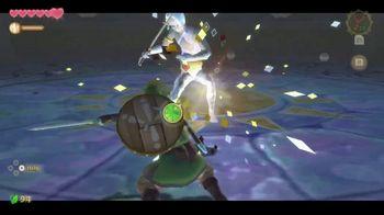 Nintendo Switch TV Spot, 'My Way: The Legend of Zelda: Skyward Sword' - Thumbnail 8
