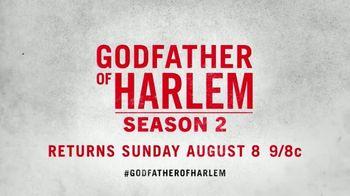 EPIX TV Spot, 'Godfather of Harlem' Song by Swizz Beatz, Rick Ross, DMX - Thumbnail 10