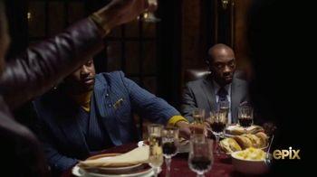 EPIX TV Spot, 'Godfather of Harlem' Song by Swizz Beatz, Rick Ross, DMX - Thumbnail 2