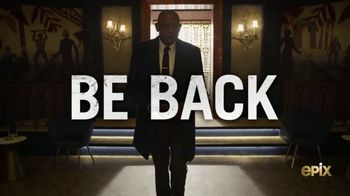 EPIX TV Spot, 'Godfather of Harlem' Song by Swizz Beatz, Rick Ross, DMX - Thumbnail 3