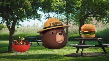 Smokey Bear Campaign TV Spot, 'Isabella Gomez Helps Smokey' - 1590 commercial airings