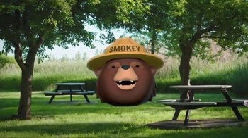 Smokey Bear Campaign TV Spot, 'Isabella Gomez Helps Smokey' - Thumbnail 1