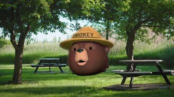 Smokey Bear Campaign TV Spot, 'Isabella Gomez Helps Smokey' - Thumbnail 2