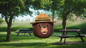 Smokey Bear Campaign TV Spot, 'Isabella Gomez Helps Smokey' - Thumbnail 4