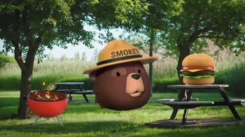 Smokey Bear Campaign TV Spot, 'Isabella Gomez Helps Smokey' - Thumbnail 5