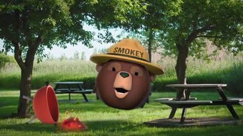 Smokey Bear Campaign TV Spot, 'Isabella Gomez Helps Smokey' - Thumbnail 6