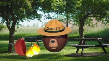 Smokey Bear Campaign TV Spot, 'Isabella Gomez Helps Smokey' - Thumbnail 7