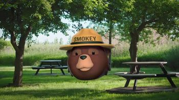 Smokey Bear Campaign TV Spot, 'Isabella Gomez Helps Smokey' - Thumbnail 9