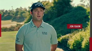 Callaway Chrome Soft TV Spot, 'Better' Ft. Jon Rahm, Xander Schauffele, Phil Mickelson - Thumbnail 2