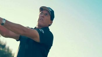 Callaway Chrome Soft TV Spot, 'Better' Ft. Jon Rahm, Xander Schauffele, Phil Mickelson