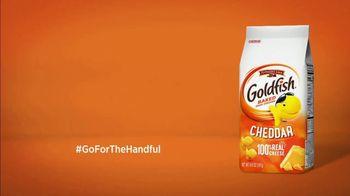 Goldfish TV Spot, 'Go for the Handful: Competition' Ft. Boban Marjanović, Tobias Harris - Thumbnail 10
