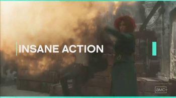 AMC+ TV Spot, 'Do You Want the Epic Stuff?: Spine-Tingling' - Thumbnail 5