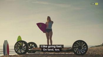General Motors TV Spot, 'Ultium Platform: Fast' Featuring Bethany Hamilton [T1] - Thumbnail 3