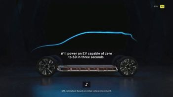 General Motors TV Spot, 'Ultium Platform: Fast' Featuring Bethany Hamilton [T1] - Thumbnail 8