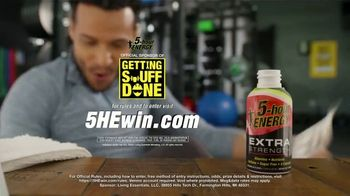 5-Hour Energy TV Spot, 'Workout Everyday: Cash Prizes' - Thumbnail 8