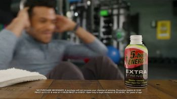 5-Hour Energy TV Spot, 'Workout Everyday: Cash Prizes' - Thumbnail 3
