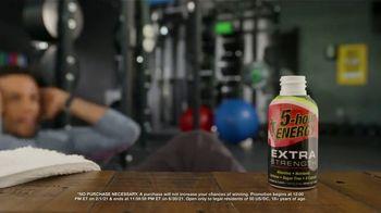 5-Hour Energy TV Spot, 'Workout Everyday: Cash Prizes' - Thumbnail 4