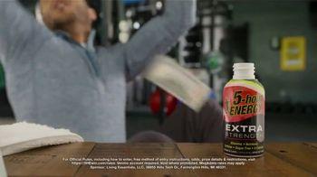 5-Hour Energy TV Spot, 'Workout Everyday: Cash Prizes' - Thumbnail 5