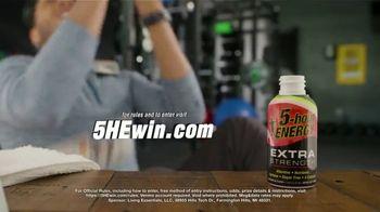 5-Hour Energy TV Spot, 'Workout Everyday: Cash Prizes' - Thumbnail 6