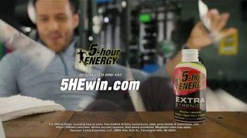 5-Hour Energy TV Spot, 'Workout Everyday: Cash Prizes' - Thumbnail 7