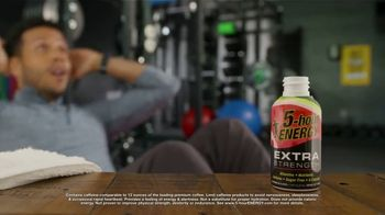 5-Hour Energy TV Spot, 'Workout Everyday: Cash Prizes'