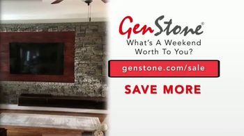 GenStone Spring Sale TV Spot, 'Save Up to 50% Over Masonry Stone and Brick' - Thumbnail 9