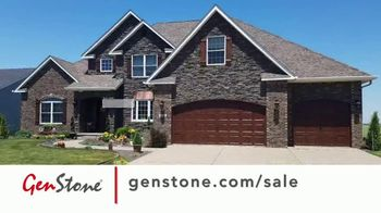 GenStone Spring Sale TV Spot, 'Save Up to 50% Over Masonry Stone and Brick' - Thumbnail 4