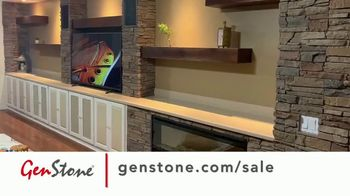 GenStone Spring Sale TV Spot, 'Save Up to 50% Over Masonry Stone and Brick' - Thumbnail 6
