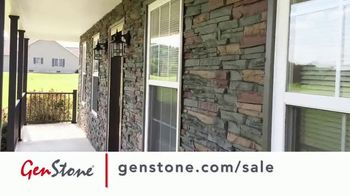 GenStone Spring Sale TV Spot, 'Save Up to 50% Over Masonry Stone and Brick' - Thumbnail 7