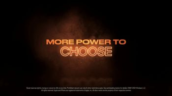 Boost Mobile TV Spot, 'Possibility Is Power' - Thumbnail 9