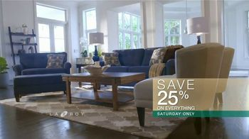 La-Z-Boy Super Saturday Sale TV Spot, 'Save 25%' - Thumbnail 6