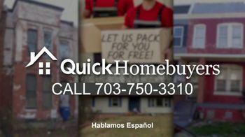 Quick Homebuyers TV Spot, 'We Pay Cash' - Thumbnail 7