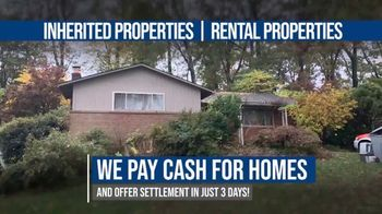 Quick Homebuyers TV Spot, 'We Pay Cash' - Thumbnail 3