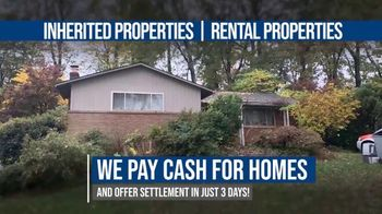 Quick Homebuyers TV Spot, 'We Pay Cash' - Thumbnail 4