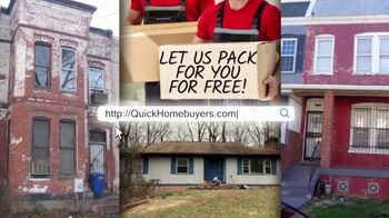 Quick Homebuyers TV Spot, 'We Pay Cash' - Thumbnail 5