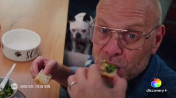 Discovery+ TV Spot, 'Streaming Now: Food Network Favorites' - Thumbnail 3