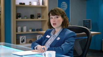 AT&T Wireless TV Spot, 'Lily Uncomplicates: Trash Talk' - 1 commercial airings